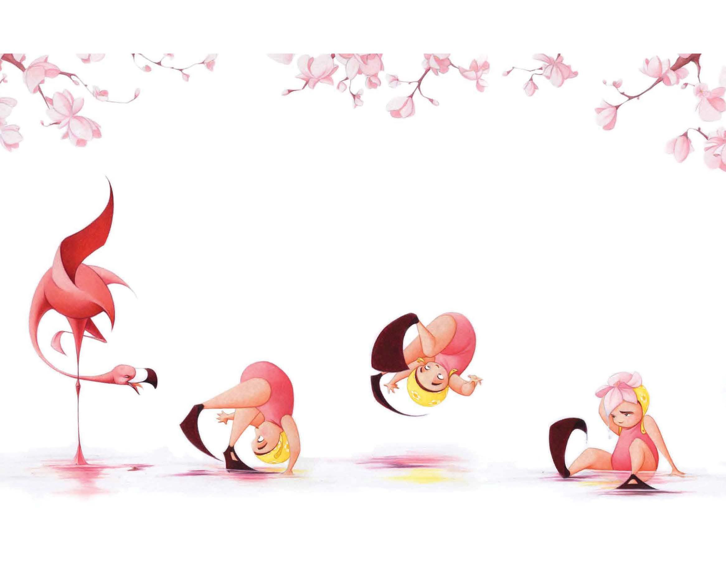 flora and the flamingo molly idle 8601404759024 amazon com books