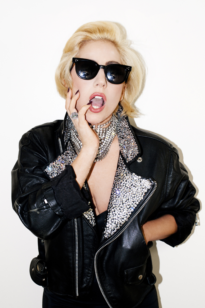 Terry Richardson Lady Gaga