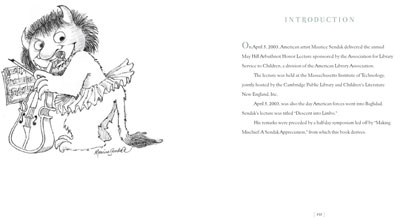 an introduction to the life of maurice sendak The art of maurice sendak has 138 ratings and 10 reviews scott said: it's like reading an extended book (life) review of a friend from a dear friend, su.