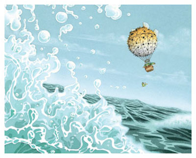 Balloon Boy Secrets Revealed >> Flotsam: David Wiesner: 9780618194575: Amazon.com: Books