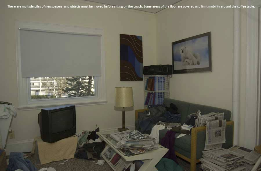 stuff compulsive hoarding and the meaning of things gail steketee randy frost 9780547422558. Black Bedroom Furniture Sets. Home Design Ideas
