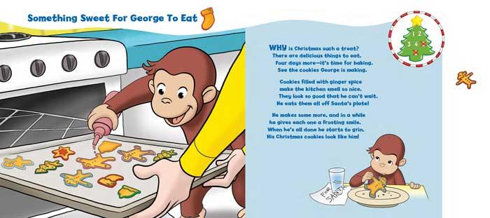GEORGE CHRISTMAS COUNTDOWN CGTV DOCUMENT Original (PDF)