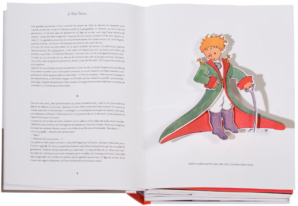 the little prince essay questions