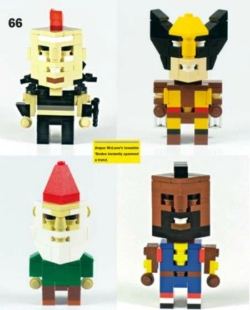 The Cult of LEGO: John Baichtal, Joe Meno: 9781593273910: Amazon.com ...