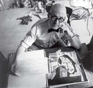 Le Corbusier. The Villa Savoye