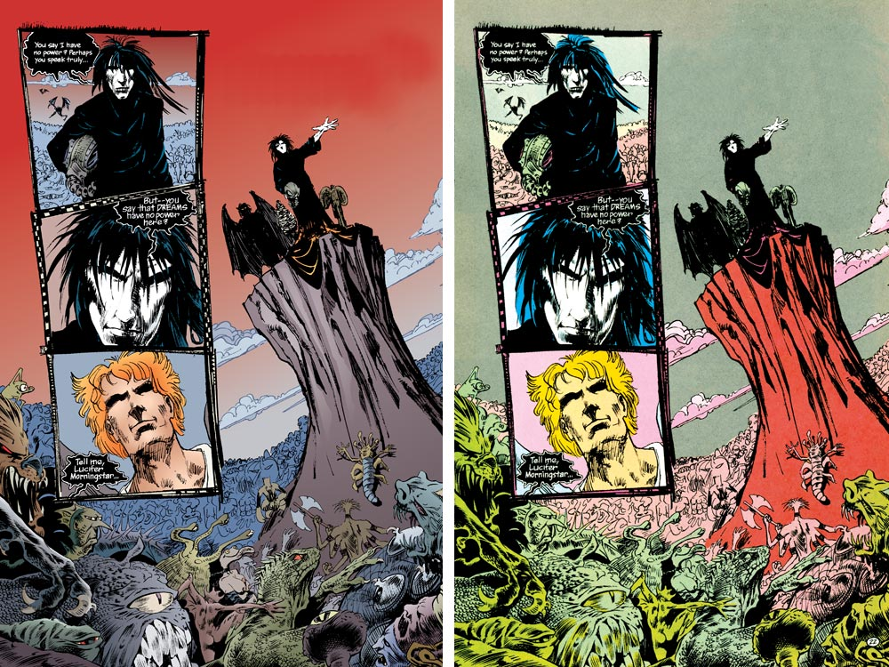 The Sandman Vol. 1: Preludes & Nocturnes (New Edition): Neil Gaiman, Sam Kieth, Mike Dringenberg ...