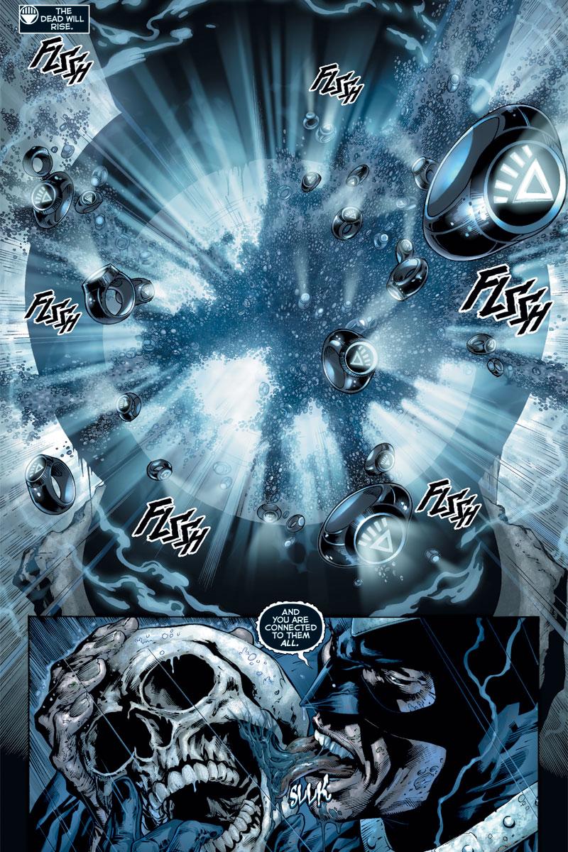 Details about  /Blackest Night #2 1st Print Green Lantern Geoff Johns Ivan Reis DC Comics S14