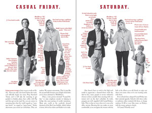 True Prep: Casual Friday. Saturday.
