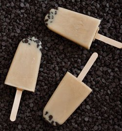 Cookie Dough Ice Pops