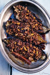 jeruselem-stuffed-eggplant-200x-300._V387470779_ Jerusalem: A Cookbook