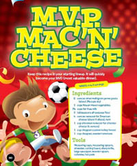M.V.P Mac 'n' Cheese
