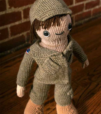 Knit This Doll A Step By Step Guide To Knitting Your Own