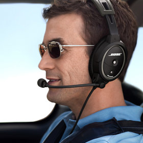 Amazon.com: Bose A20 Aviation Headset (Battery-powered w