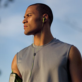 Drive your workout with Bose SIE2