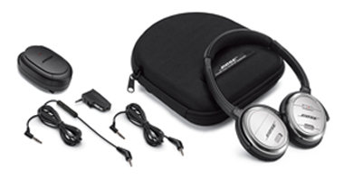 c084c462164 Amazon.com: Bose QuietComfort 3 Acoustic Noise Cancelling Headphones ...
