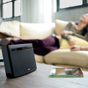 Bose SoundLink Air at home