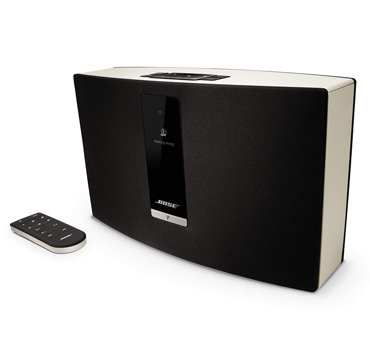 Bose Sound System >> Amazon Com Bose Soundtouch 20 Wi Fi Music System Home Audio