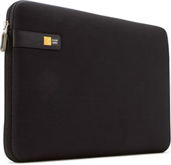 Case Logic LAPS-116 15 - 15.6-Inch Laptop Sleeve - Black