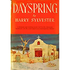 Cover of first U.S. edition of 'Dayspring'