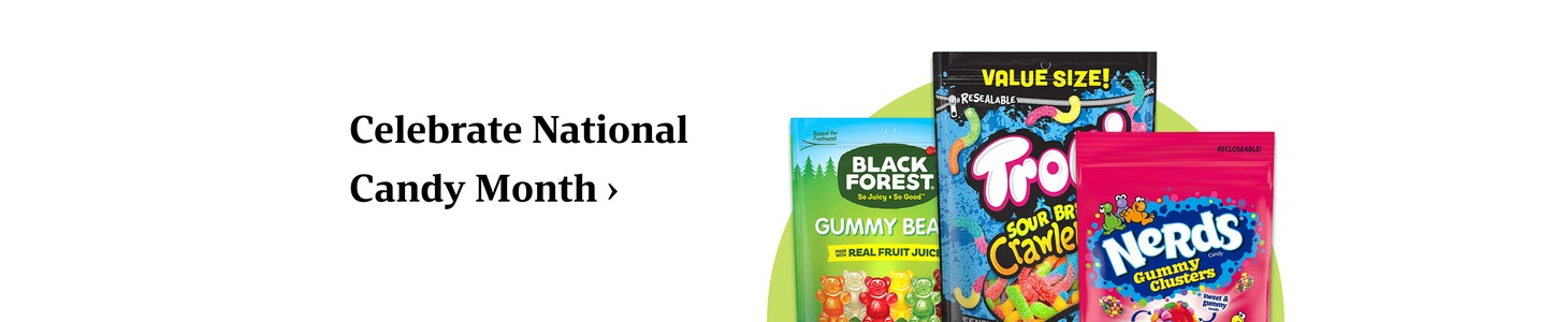 Celebrate National Candy Month