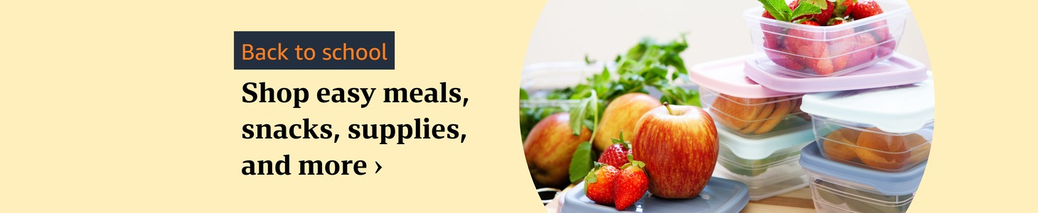 Shop easy meals, snacks, supplies, and more