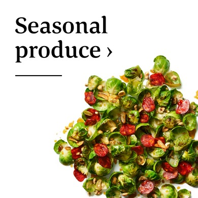 Seasonal produce ›