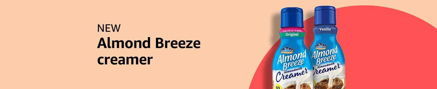 New Almond Breeze