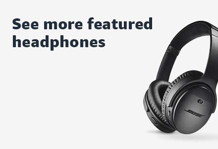 Featured Headphones