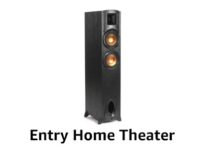 Entry home theater