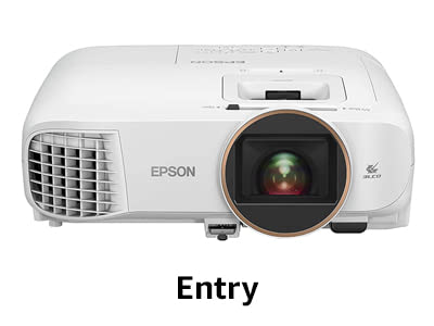 Entry projector