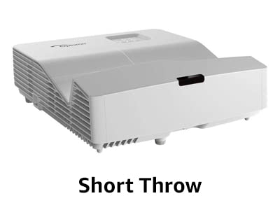 Short Throw projector