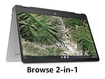 Browse 2-in-1 Chromebook