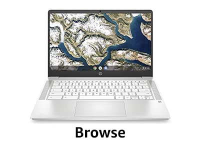 Browse Chromebook