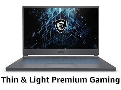 Thin & Light Premium Gaming laptop
