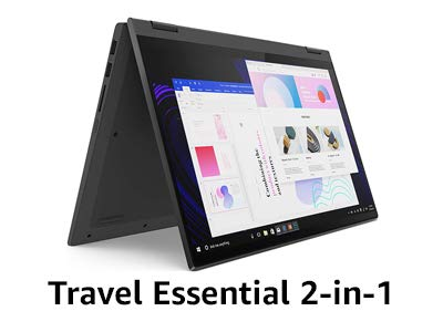 Travel Essential 2-in-1 laptop
