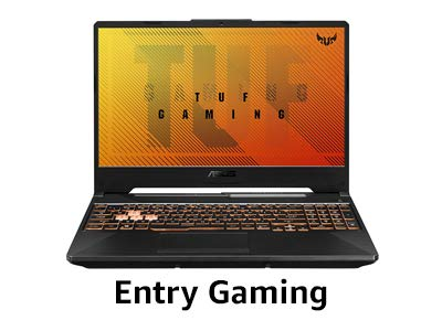 Entry Gaming laptop