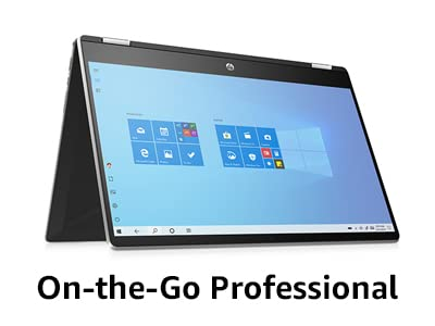 On-the-Go Professional laptop