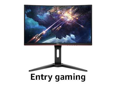 Entry Gaming Monitor