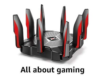 All about gaming router