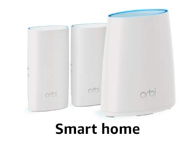 Smart home router