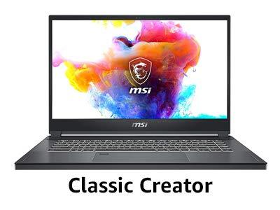 Classic Creator laptop