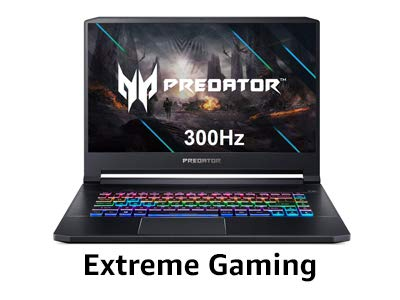 Extreme Gaming Laptop
