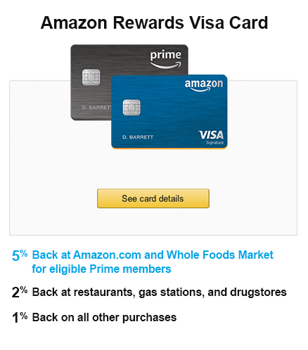 PAY MY AMAZON VISA CARD