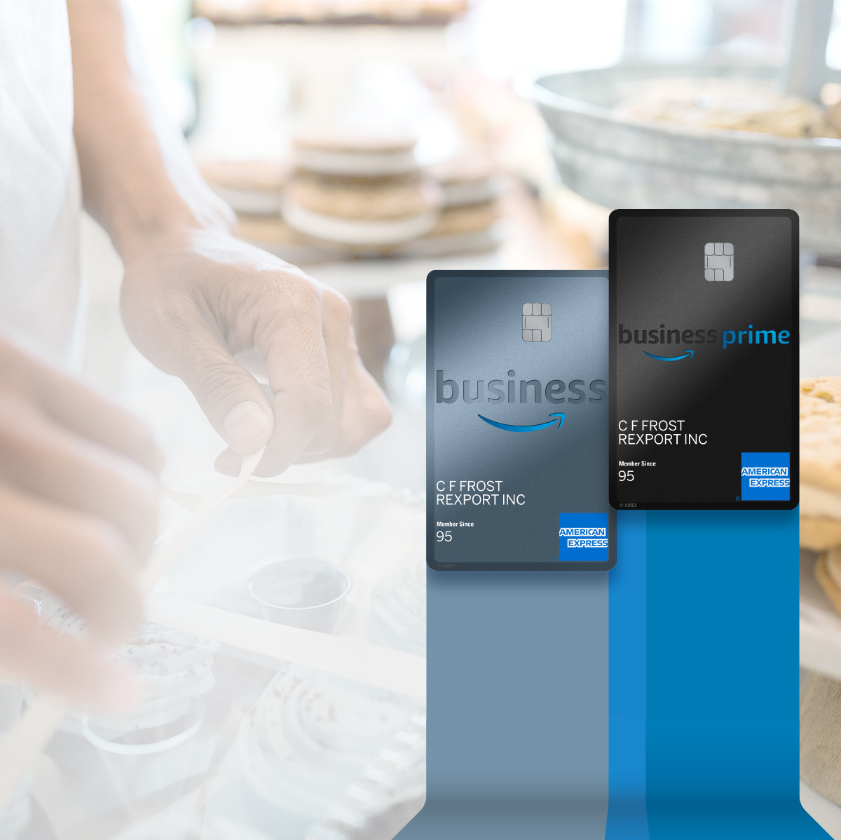 Amazon com: Amazon Business American Express Card: Credit