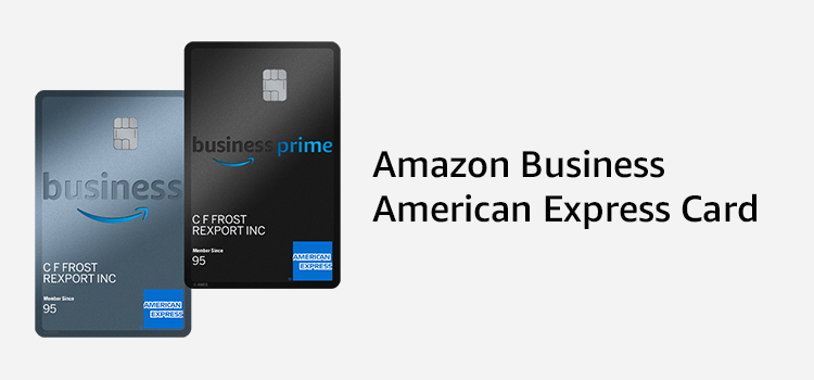 Amazon Business Card