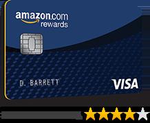 Amazon.com Rewards Visa Card-美国亚马逊Visa信用卡及相关优惠我们可以用吗