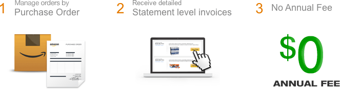 Amazoncom Credit - Free sample invoice pay amazon store card online