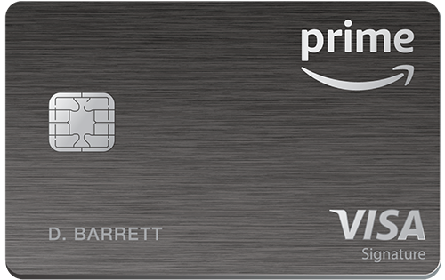 Amazon.com: Amazon Prime Rewards Visa Signature Card: Credit Card