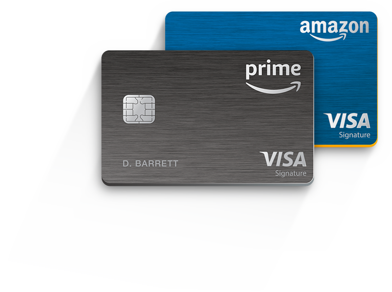Amazon Prime Credit Card Only