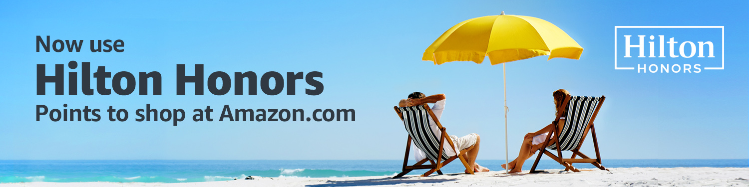Amazon.com: Hilton Honors - SWP: Credit & Payment Cards
